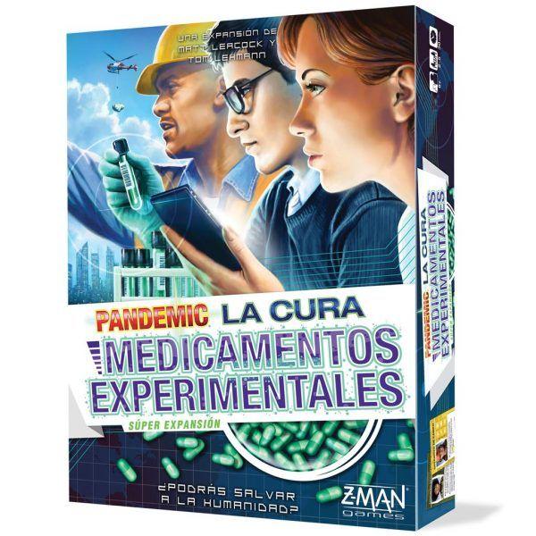 Pandemic La Cura - Medicamentos Experimentales