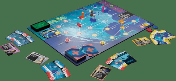 Pandemic Zona 0 - Norteamérica