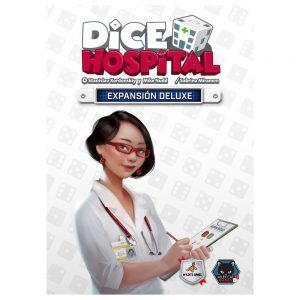 Dice Hospital Expansion Deluxe