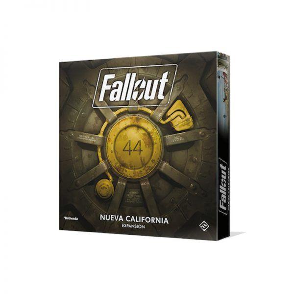 Fallout El Juego de Tablero - Nueva California