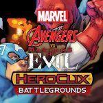 Heroclix Battlegrounds Avengers Vs Masters of Evil categoria