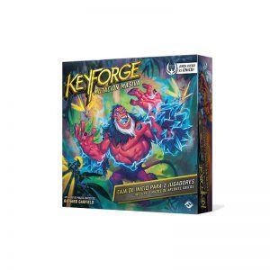 keyforge mutuacion masiva caja inicio
