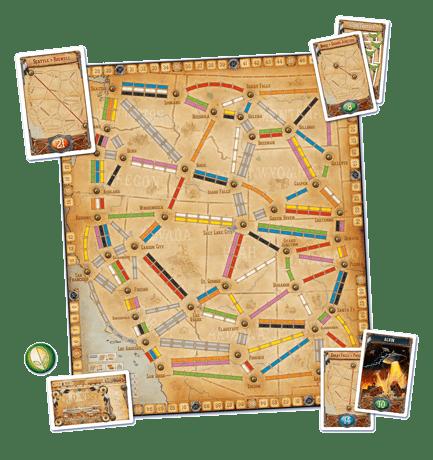 ¡Aventureros al Tren! - Francia + El Viejo Oeste 1