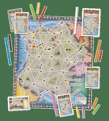 ¡Aventureros al Tren! - Francia + El Viejo Oeste 2