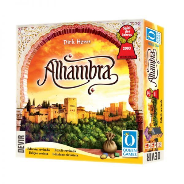 Alhambra (Edición Revisada 2020)