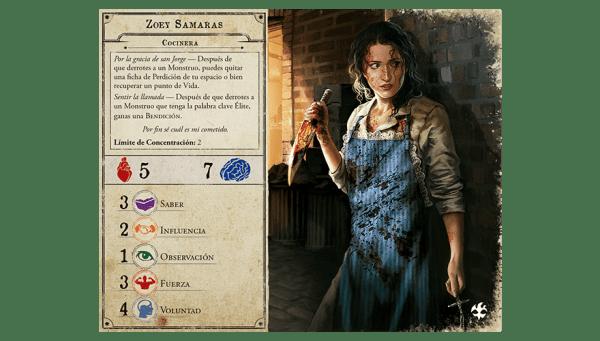 Arkham Horror 3ª Edición - Mareas Tenebrosas 3