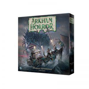 Arkham Horror: 3ª Edición - Mareas Tenebrosas