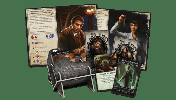 Arkham Horror 3ª Edición - Noche Cerrada 1