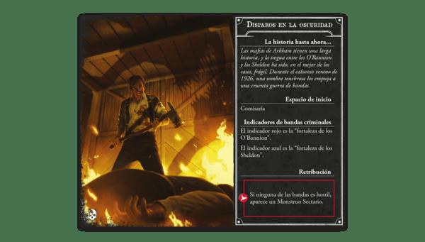 Arkham Horror 3ª Edición - Noche Cerrada 2