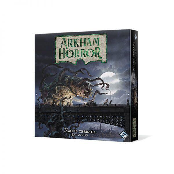Arkham Horror: 3ª Edición - Noche Cerrada