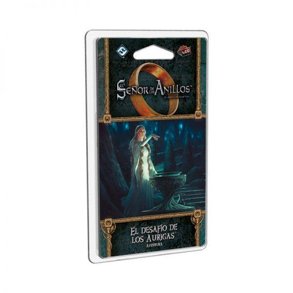 El Señor de los Anillos: El Juego de Cartas - El Desafío de los Aurigas