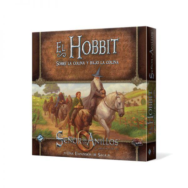 El Señor de los Anillos: El Juego de Cartas - El Hobbit