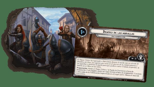 El Señor de los Anillos El Juego de Cartas - Ira y Perdición 1