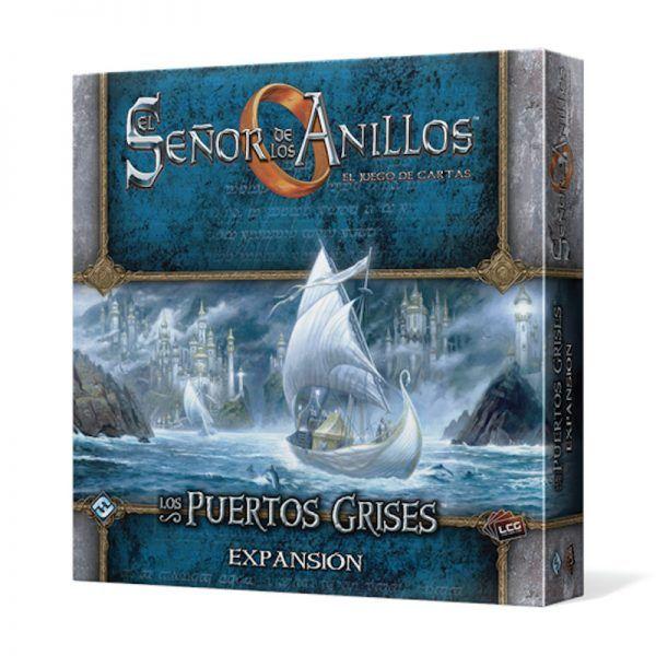 El Señor de los Anillos: El Juego de Cartas - Los Puertos Grises