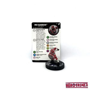 Heroclix Black Widow Movie – 016 Red Guardian