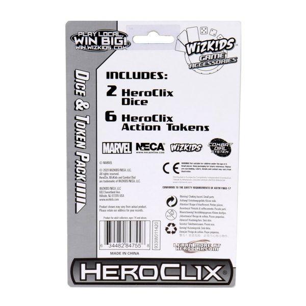 Heroclix Fantastic Four - Dice&Token PAck 2