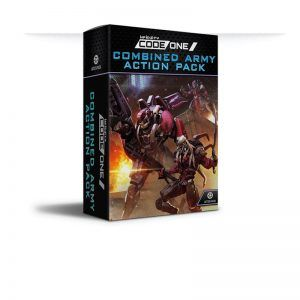 Infinity Code One: Combined Army Action Pack