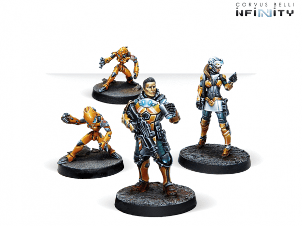 Infinity Code One Yu Jing Support Pack 1