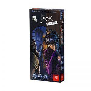 Mr. Jack: Londres - Expansión
