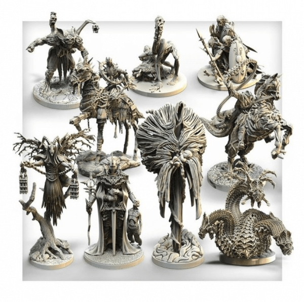 Tainted Grail Monsters of Avalon 2