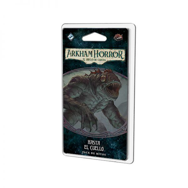 Arkham Horror: El Juego de Cartas - Hasta el Cuello