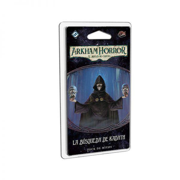 Arkham Horror: El Juego de Cartas - La Búsqueda de Kadath