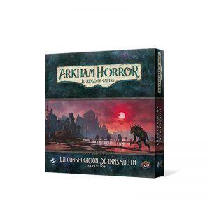 Arkham Horror: El Juego de Cartas - La Conspiración de Innsmouth