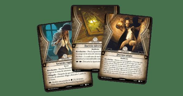 Arkham Horror: El Juego de Cartas - Mil Formas de Horror 1