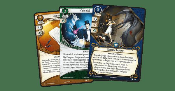 Arkham Horror: El Juego de Cartas - Punto sin Retorno 1