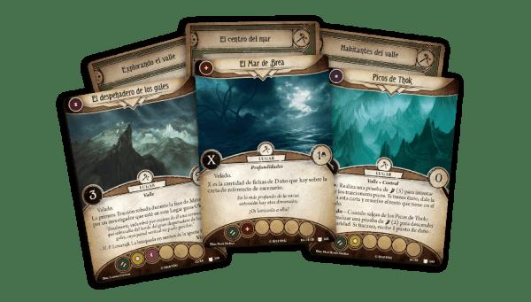 Arkham Horror: El Juego de Cartas - Punto sin Retorno 2
