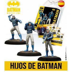 Batman Miniature Game: Back to Gotham - Sons of Batman