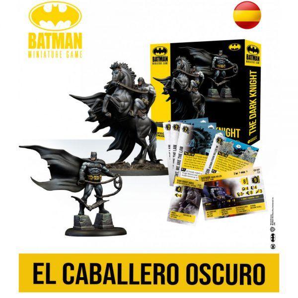 Batman Miniature Game: Back to Gotham - The Dark Knight Returns