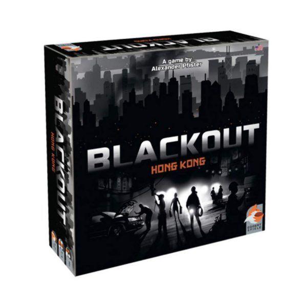 Black Out: Hongkong
