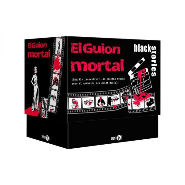 Black Stories: El Guión Mortal
