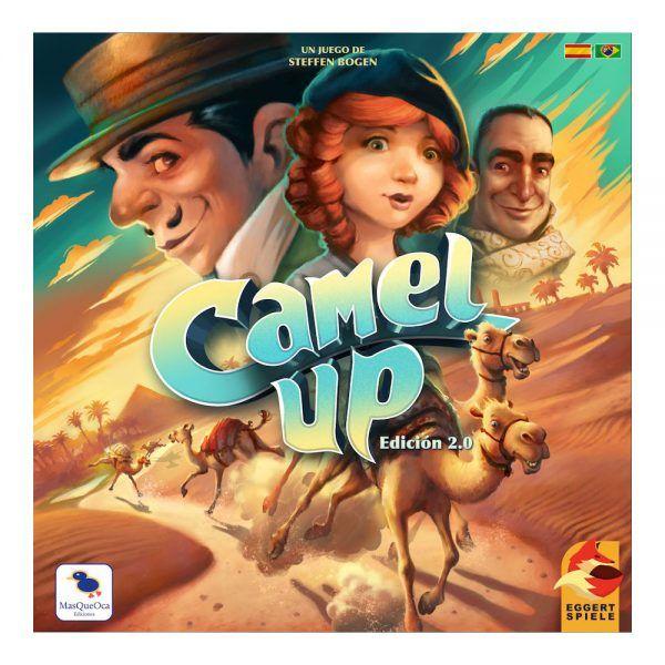 Camel Up: Edición 2.0