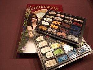 Concordia Venus Content