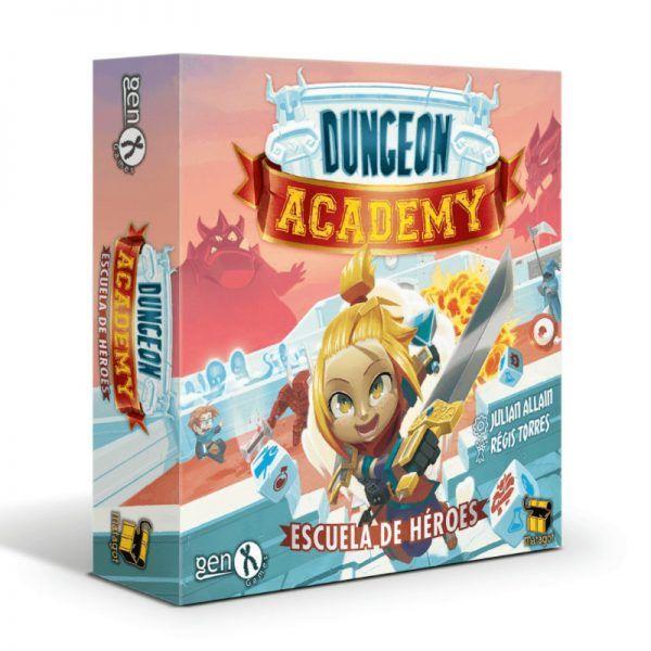 Dungeon Academy: Escuela de Héroes