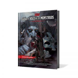 Dungeons & Dragons: Guía de Volo de los Monstruos