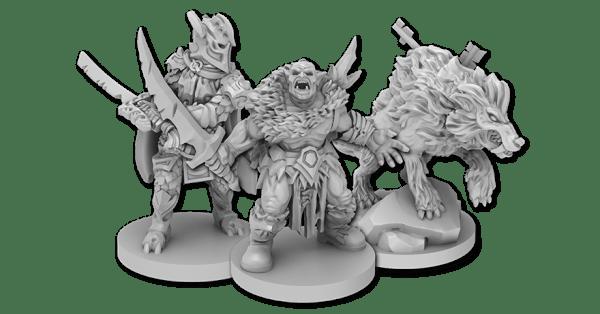 El Señor de los Anillos Viajes por la Tierra Media - Villanos de Eriador 1