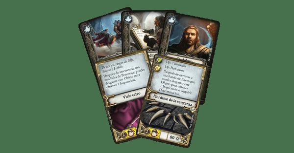 El Señor de los Anillos Viajes por la Tierra Media - Villanos de Eriador 2