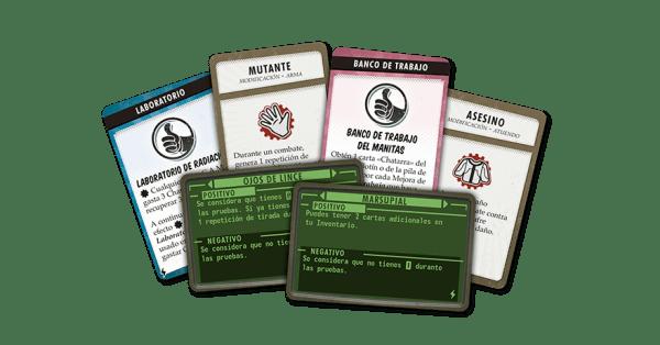 Fallout El Juego de Tablero - Enlaces Atómicos 1