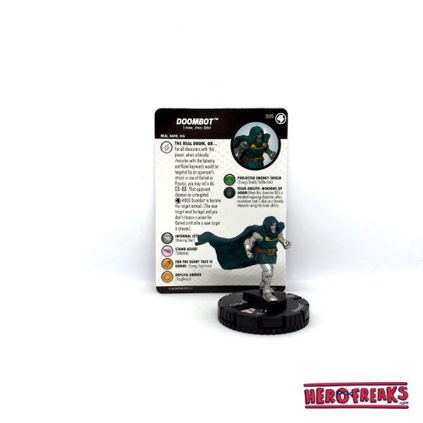 Heroclix Fantastic Four – 005 Doombot