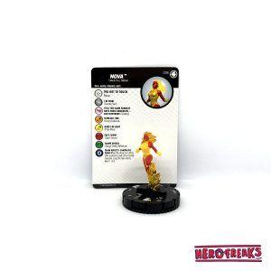 Heroclix Fantastic Four – 006 Nova