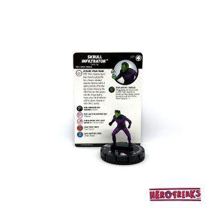 Heroclix Fantastic Four – 007 Skrull Infiltrator