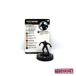 Heroclix Fantastic Four – 013a Black Panther