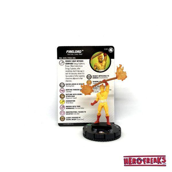 Heroclix Fantastic Four – 030 Firelord