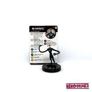 Heroclix Fantastic Four – 033 Mr. Fantastic