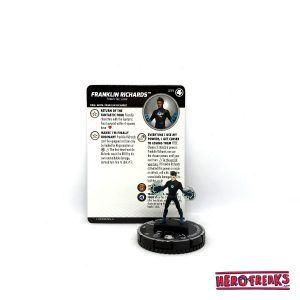 Heroclix Fantastic Four – 039 Franklin Richards