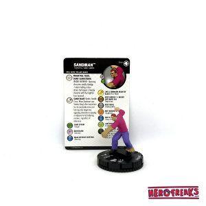 Heroclix Fantastic Four – 044 Sandman