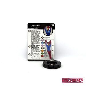 Heroclix Fantastic Four – 045 Wizard